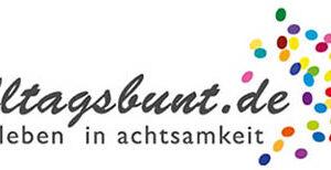 Logodesign für www.alltagsbunt.de